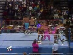 royal rumble match 1988 full match first royal rumble