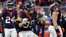 Wk 17 Can't-Miss Play: Watt makes history in style