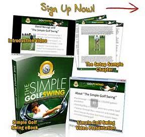 The Simple Golf Swing Review + Bonus