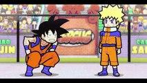 Sangoku VS Naruto : voici la réponse !