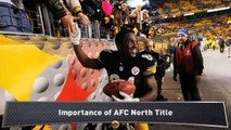 Kaboly: Steelers Capture AFC North