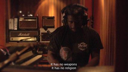 Aziz Sahmaoui - Yasmine (Recording Sessions)