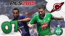 PES 2015 | ASSE - Master League #7: Manque de possession !