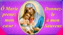 7. Noël des enfants de Marie (cantique de St Louis-Marie Grignion de Montfort)
