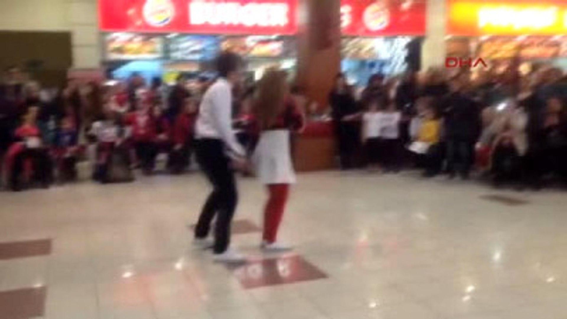 Edirne Liseli Kızın Dansı Hastanede Bitti