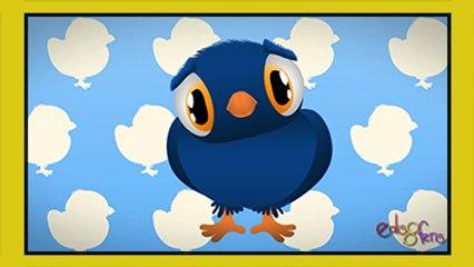 Mini Mini Bir Kuş - Çocuk Şarkısı - Edis ile Feris Çizgi Film Çocuk Şarkıları Videoları