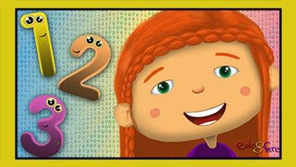 Hadi Saysana- Eğitici Çocuk Şarkısı - Edis ile Feris Çizgi Film Çocuk Şarkıları
