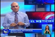 Operativos antidrogas en Guayaquil