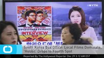 South Korea Box Office: Local Films Dominate, 'Hobbit' Drops to Fourth Spot
