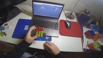 Veja como resolver um Cubo de Rubik em 4,21 segundos