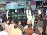 Matami Sangat Aroj e Matam Abuzar Colony Chakwal ( Salar - Tahir Abbas & Kamran ) - 3 Rabi Ul Awal 2014 ( 1436 ) - Imamia Imam Bargha Jhelum