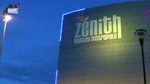 Dieudonné au Zénith de Nantes : les images d'E&R Pays de la Loire (27/12/2014)