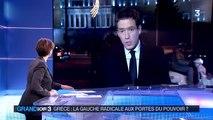 La gauche radicale favorite des élections législatives anticipées en Grèce