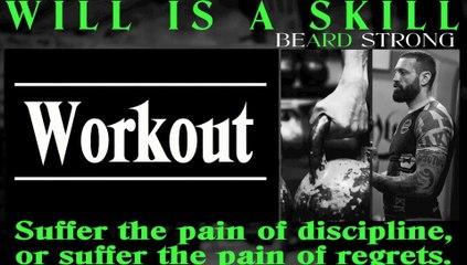 Workout 5 - 2014