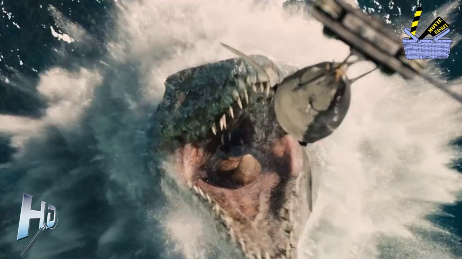 Jurassic World::Official Trailer | Untold story of Jurassic World | Promo Video
