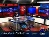 Aaj Shahzaib Khanzada Ke Saath ~ 29th December 2014 - Pakistani Talk Shows - Live Pak News