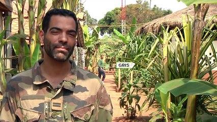 Immersion en brousse avec le 3e RIMa en République centrafricaine