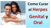 Cura Para El Herpes Genital | Como curar el herpes genital con tratamiento natural
