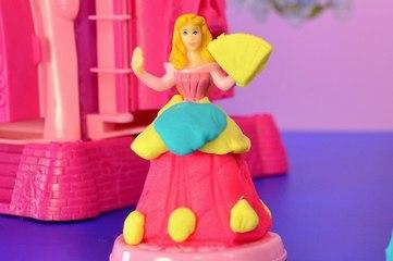 Prenses Aurora - PlayDoh Hamur ile elbise yapımı - EvcilikTV
