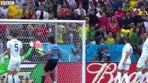 Amazing Play-BBC Sport World Cup 2014 Uruguay 2 1 England