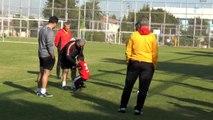 Mersin İdmanyurdu, Centone Karagümrük Maçı Hazırlıklarına Başladı
