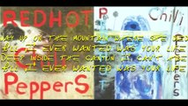 Red Hot Chili Peppers - Dosed with lyrics