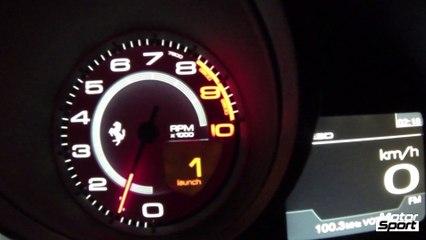 300 km/h en Ferrari FF