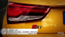 Top Chrono : Audi S1