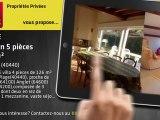 A vendre - maison - ONDRES (40440) - 5 pièces - 126m²
