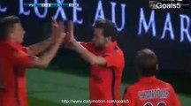 Yohan Cabaye Goal PSG vs Inter Milan 1 - 0 Club Friendly 30-12-2014