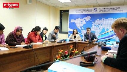 Kazakhstan 2014. Report from Astana