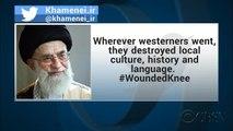 Iran's supreme leader tweets #BlackLivesMatter
