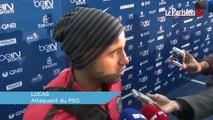 PSG, Lucas : «On rentre plus forts»