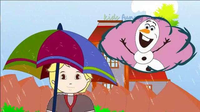Rain Rain Go Away English Rhymes For Kids | Cartoon Animation Rhymes & Songs for Children