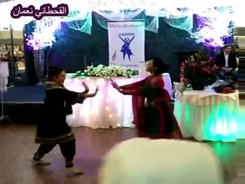 رقص بنات على الاغنية اليمنية ياذي تبون الحسيني