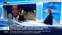 """Politique Première: Vœux 2015: """"Avec François Hollande, on peut atteindre des records d'inutilité"""" - 31/12"""
