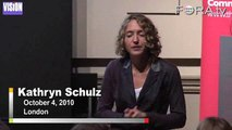Kathryn Schulz: Mistakes Are the Engine of Innovation