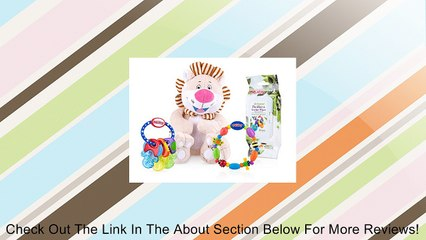 Nuby Teether and Toy Gift Set Review