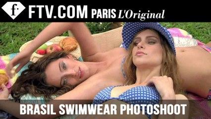 Eve Paris - Brasil Swimwear Summer 2014 Photo Shoot  | FashionTV HOT