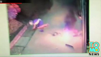 Robbery and explosives fail - Man tries to rob ATM in Darwin, Australia by blowing it up.