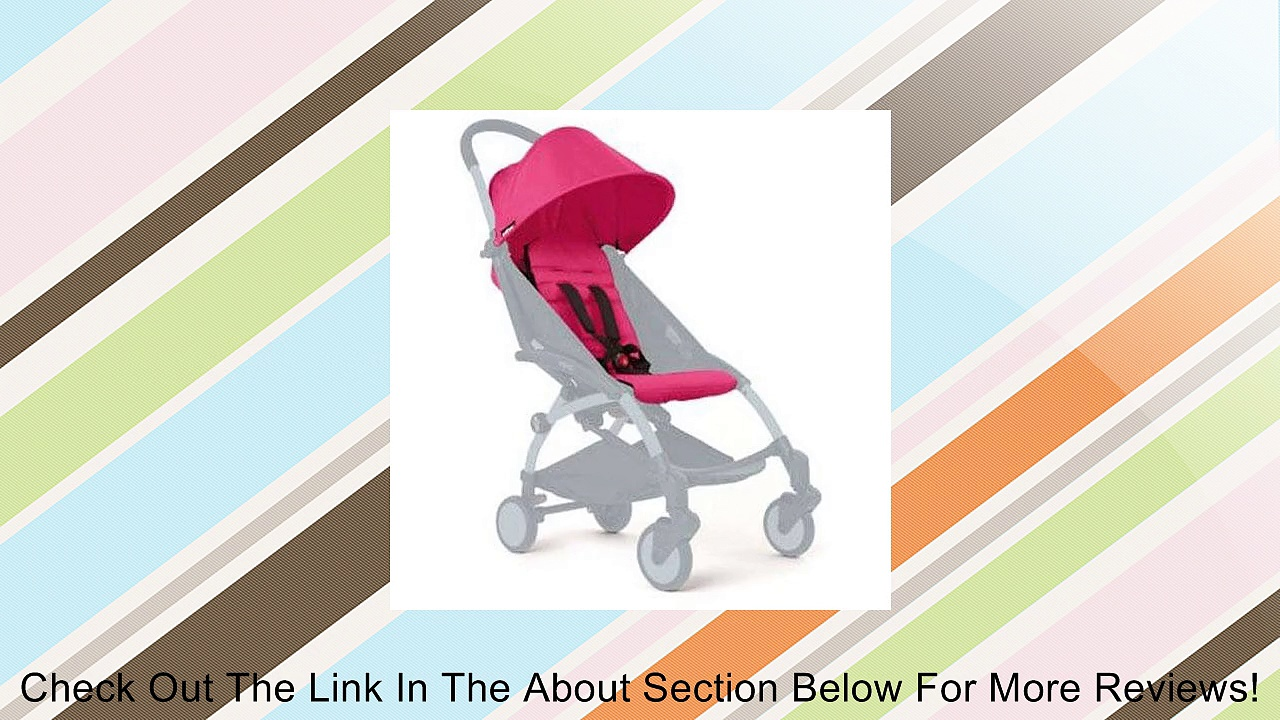 BabyZen YoYo Stroller Color Pack – Pink Review