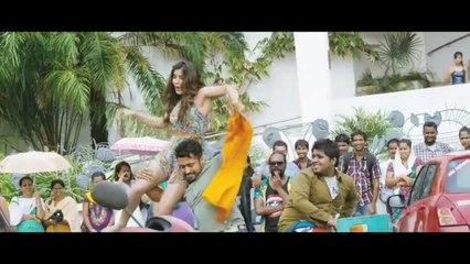 Samantha Ruth Prabhu Hot Romance with Suriya From Anjaan Movie