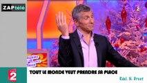 """Zapping télé du 31 décembre 2014 - """"Couilles d'acier"""" s'invite dans La France a un incroyable talent !"""