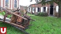Deux morts dans l'incendie d'une maison à Landouzy-La-Ville (Aisne)