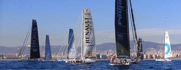 Barcelona World Race 2014/2015 : Message to the sea