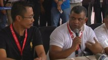 AirAsia says bad weather complicating plane search