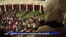 Béji Caïd Essebsi devient le nouveau président de la Tunisie