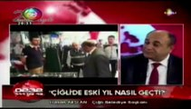 Video Ege Tv Ana Haber Bülteni'nin konuğu Çiğli Belediye Başkanı Hasan ARSLAN