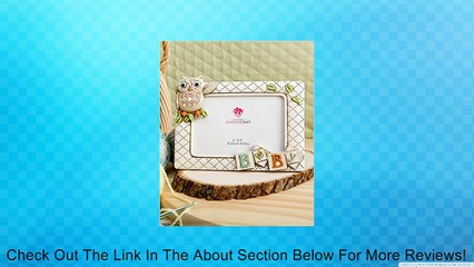 Baby Owl Picture Frame Horizontal 3d (8
