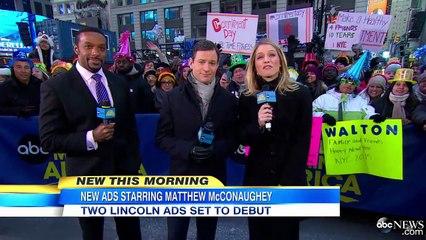 Will Matthew McConaughey's New Lincoln Car Ads Go Viral Again.